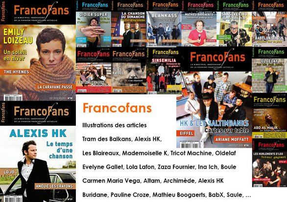 Publications_Francofans